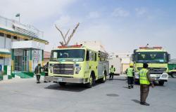 مركز صحي الصرار ينفذ فرضية إخلاء وهمي بعد اندلاع حريق بعيادة الأسنان