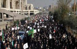 الاتحاد الأوروبي يعاقب 8 مسؤولين إيرانيين شاركوا في قمع احتجاجات 2019