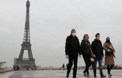 فرنسا تسجِّل 36.442إصابةو309 حالات وفاة بفيروس كورونا