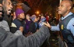 تظاهرات غاضبة في شيكاغو بعد الفيديو الذي لا يُحتمل