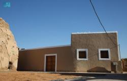 """ضمن برنامج ولي العهد لتطوير المساجد التاريخية.. مسجد """"الجلعود"""" وقصة 267 عامًا"""