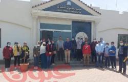 ميناء دمياط يواصل تدريب وتأهيل الشباب للعمل في الموانئ
