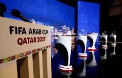 قرعة كأس العرب: الأخضر السعودي وجهًا لوجه أمام المغرب.. والجزائر مع مصر
