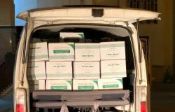 """""""أيتام جدة """" توزع 1300 سلة غذائية على مستفيديها خلال رمضان"""