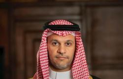 """""""العويسي"""" يشيد بجهود الهلال الأحمر السعودي في مواجهة أزمة كورونا"""