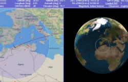 توقعات بموقع سقوط الصاروخ الصيني.. هل السعودية في مأمن منه؟