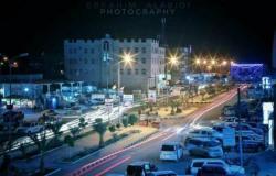إصابة 7 مدنيين بشظايا باليستي حوثي سقط على مأرب بعد منتصف الليل