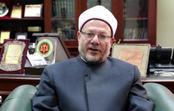 مفتي مصر يدين اقتحامات قوات الاحتلال الإسرائيلي المتكررة للمسجد الأقصى