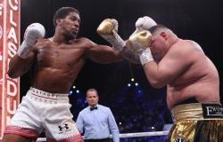 مواجهة منتظرة بين الملاكمين فيوري وجوشوا في السعودية