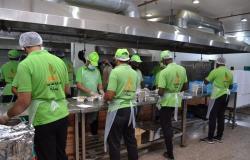 """""""إكرام"""" تخدم أكثر من 800 ألف شخص بتكلفة 7 ملايين ريال في رمضان"""