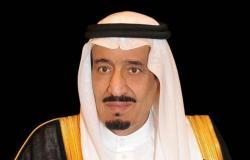 خادم الحرمين يتلقى التهنئة بعيد الفطر من رئيس الوزراء العراقي