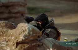 """بالفيديو .. """"الحرس"""" يجمع مرابطين بأبنائهم في مشاهد حرب حقيقية"""
