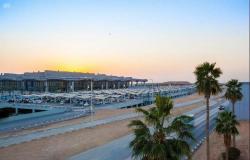 نائب المدير العام للجوازات يتفقَّد جاهزية واستعدادات جوازات مطار الملك خالد الدولي