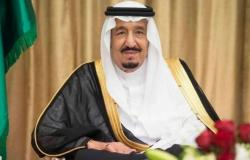 خادم الحرمين الشريفين يبحث مع ملك البحرين القضايا ذات الاهتمام المشترك