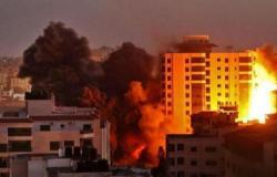 جيش الاحتلال: 62 مقاتلة قصفت 65 هدفًا في غزة بـ110 قنابل دقيقة أمس