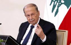 """الرئيس اللبناني يتنصل من """"وهبة"""": تصريحاته عن الخليج لا تعكس موقف الدولة"""