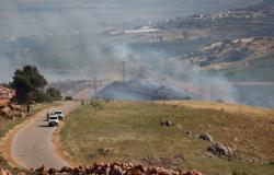 الجيش اللبناني يعثر على 7 منصات لإطلاق الصواريخ جنوب البلاد