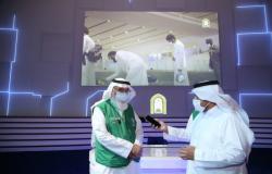 """رئيس """"هدية الحاج"""" بالفيديو: فخور بما تقدمه بلادي.. و""""مشاريع مكة الرقمي"""" أنموذجًا"""