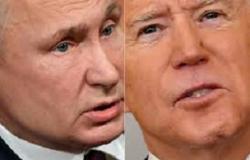 """""""بايدن"""" و""""بوتين"""" يعقدان مؤتمرين صحفيين منفصلين عقب قمتهما في جنيف"""