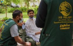 مركز الملك سلمان يختتم حملتيه الطبيتين التطوعيتين لمكافحة العمى والأمراض المسببة له في باكستان