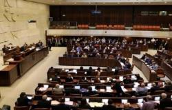 الحكومة الإسرائيلية الجديدة تنال ثقة البرلمان