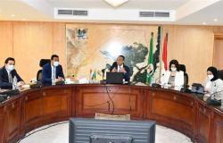 وزيرة الهجرة تجتمع مع محافظ الفيوم لبحث مشاركة المصريين في الخارج بـ«حياة كريمة»