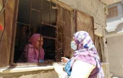 «قومي المرأة» يواصل حملة طرق الأبواب لحماية الإناث من الختان في شمال سيناء