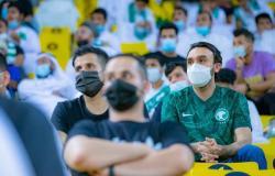 وزير الرياضة يهنئ الأخضر بالتأهل لتصفيات المونديال والوصول لنهائيات آسيا