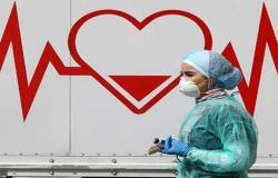 تسجيل 10 وفيات و 546 اصابة بفيروس كورونا في الاردن