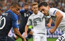فرنسا تهزم ألمانيا في مباراة مثيرة .. «فيديو ملخص»
