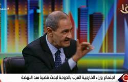 «لا بد من تغيير النظام في إثيوبيا».. ضيف يفاجئ يوسف الحسيني على «القناة الأولى» (فيديو)