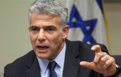 وزير خارجية إسرائيل الجديد : لن نسمح لإيران امتلاك سلاح نووي