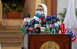 الصحة: مصر من أقل الإصابات بفيروس كورونا عالميا