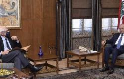 بري: عقبات داخلية تحول دون إنجاز الحكومة اللبنانية