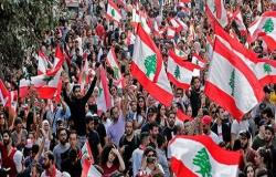 لبنان.. إقفال تام وقطع طرقات تزامنا مع الإضراب وسط دعوات إلى تشكيل الحكومة ( فيديو)