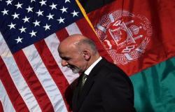 الرئيس الأمريكي يدعو نظيره الأفغاني إلى زيارة واشنطن