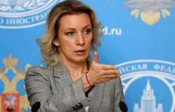 زاخاروفا تعلق على عزم واشنطن فرض عقوبات جديدة ضد روسيا