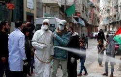 فلسطين : 68 إصابة وحالة وفاة جديدة بفيروس كورونا