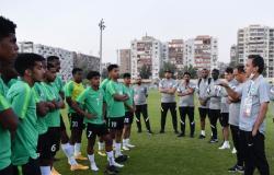 الأخضر تحت 20 عاماً يواجه أوزبكستان.. في افتتاح مبارياته بكأس العرب