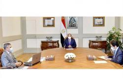 أسامة ربيع: أبلغت الرئيس السيسي بنجاح مفاوضات إيفر جيفن السبت الماضي