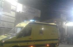 إصابة 3 في تصادم سيارة بموتوسيكل بكفر الشيخ