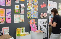 افتتاح معرض مشروعات تخرج طلاب العلوم التطبيقية والفنون بالجامعة الألمانية بالقاهرة