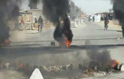 قذائف صاروخية على قاعدة أمريكية شرقي سوريا