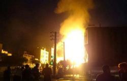 أنباء عن وقوع انفجار بمنطقة شهران غرب طهران