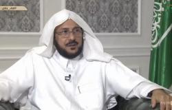 شاهد.. ما أمنية وزير الشؤون الإسلامية؟