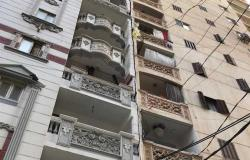 محافظ الإسكندرية: تسليم ملف العقار المائل للنيابة.. وحساب عسير للمتورطين في الكارثة