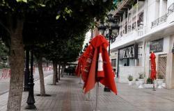 تونس : 164 حالة وفاة جديدة وأكثر من 1600 إصابة بفيروس كورونا
