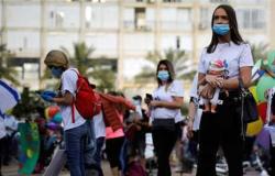 إسرائيل تسجل رقما قياسيا في الإصابات بفيروس كورونا