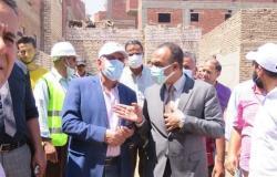 مياه المنيا: 202 مليون جنيه تكلفة مشروعات حياة كريمة بمركز مغاغة