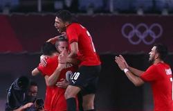 وزير الرياضة يهنئ المنتخب الاولمبي بالتأهل لدور الثمانية بأولمبياد طوكيو